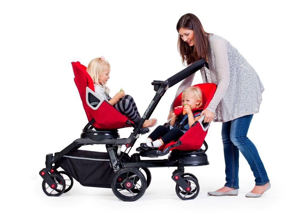 Orbit Introduces Double Stroller Orbit Baby Double Helix