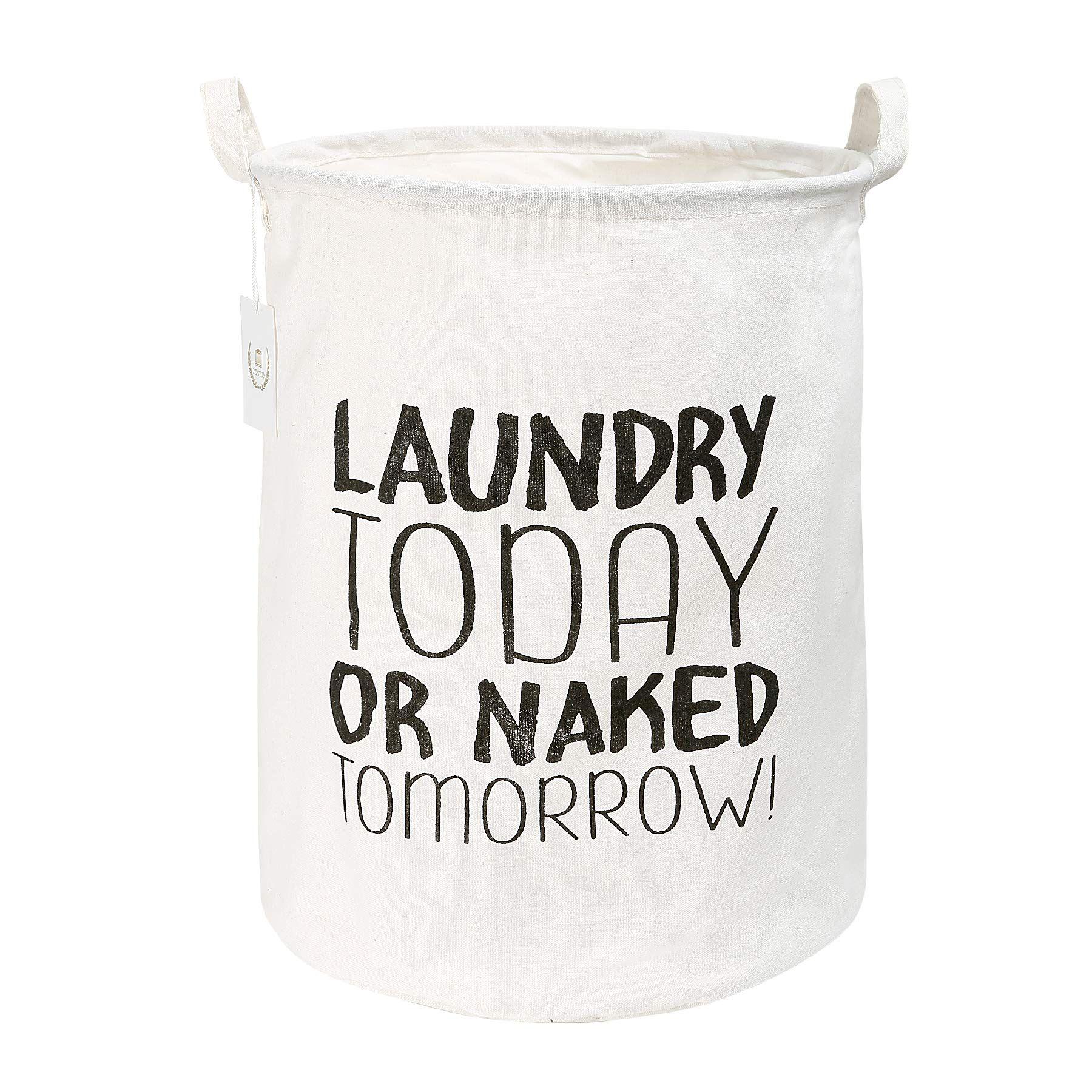 352081f5df5 Zonyon Collapsible Laundry Hamper