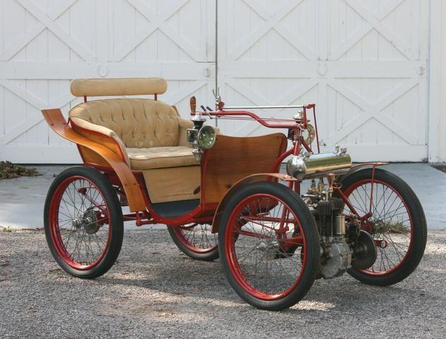 The ex-Henry Austin Clark Jr.c.1899 Société Parisienne Victoria Combination  Engine no. 15494