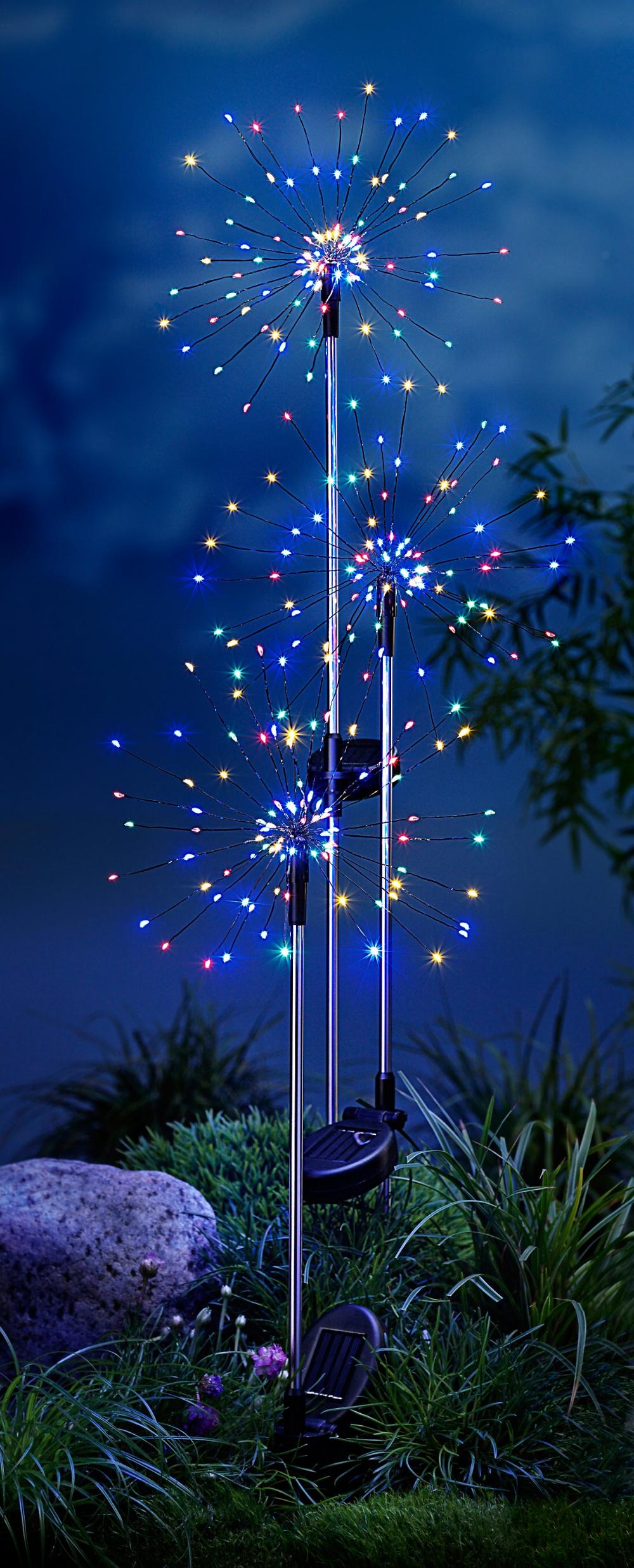 solargartenstecker lichtpunktenzu lichtstimmung leuchtaufstze ...