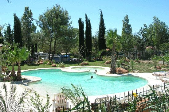 Camp site le botanic fabr gues h rault france 34690 - Camping near me with swimming pool ...