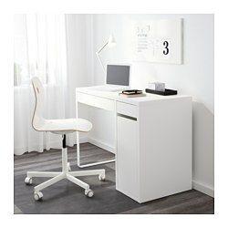 Kleine Computertafel Ikea.Ikea Micke White Desk Interior Ikea Desk Micke Desk White Desks