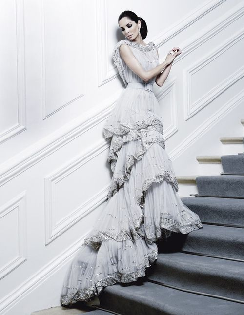Christian Dior Haute Couture | Runway Love by Sarah Reynolds | Pinterest