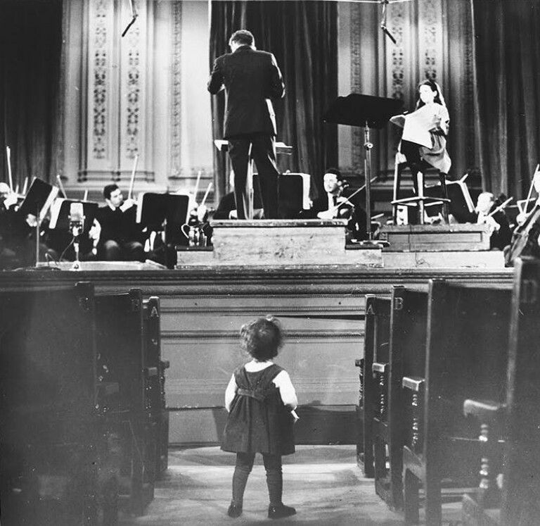 Young Peoples Concert Leonard Bernstein New York Philharmonic