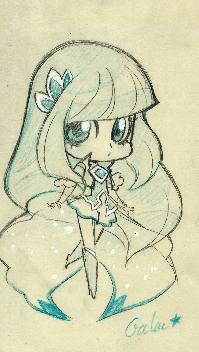 Chibi Princess Talia Of Xeris Cute Pictures To Draw