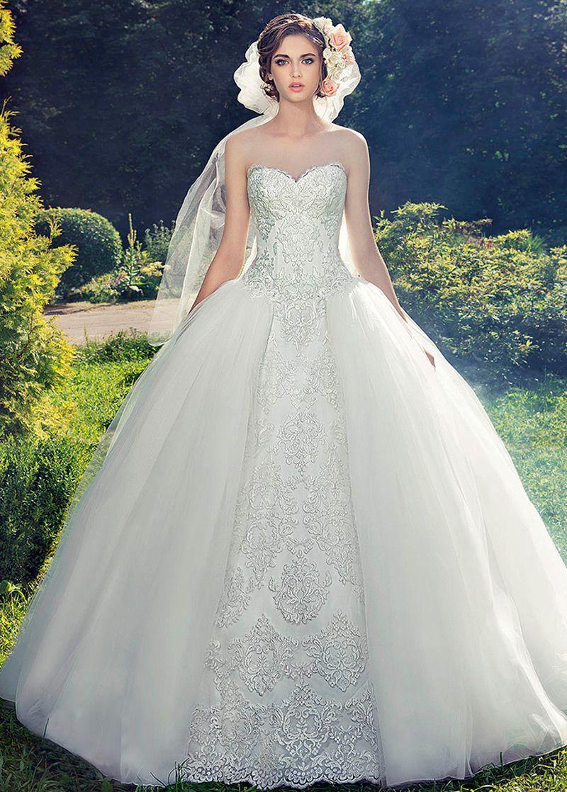 dressilyme.com | Fairytale Princess Wedding theme | Pinterest | Gown ...