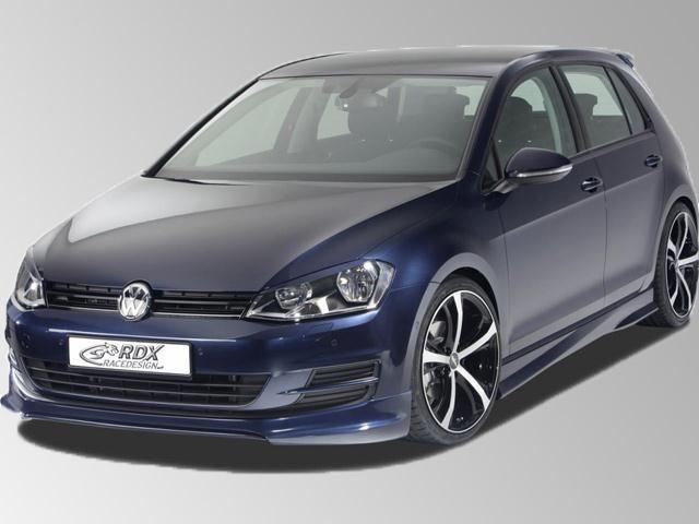 Vw Golf 7 Tuning By Rdx Volkswagen Volkswagen Golf Vw Golf