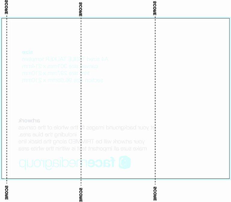 Trifold Name Tent Template Yatay Horizonconsulting Co Regarding