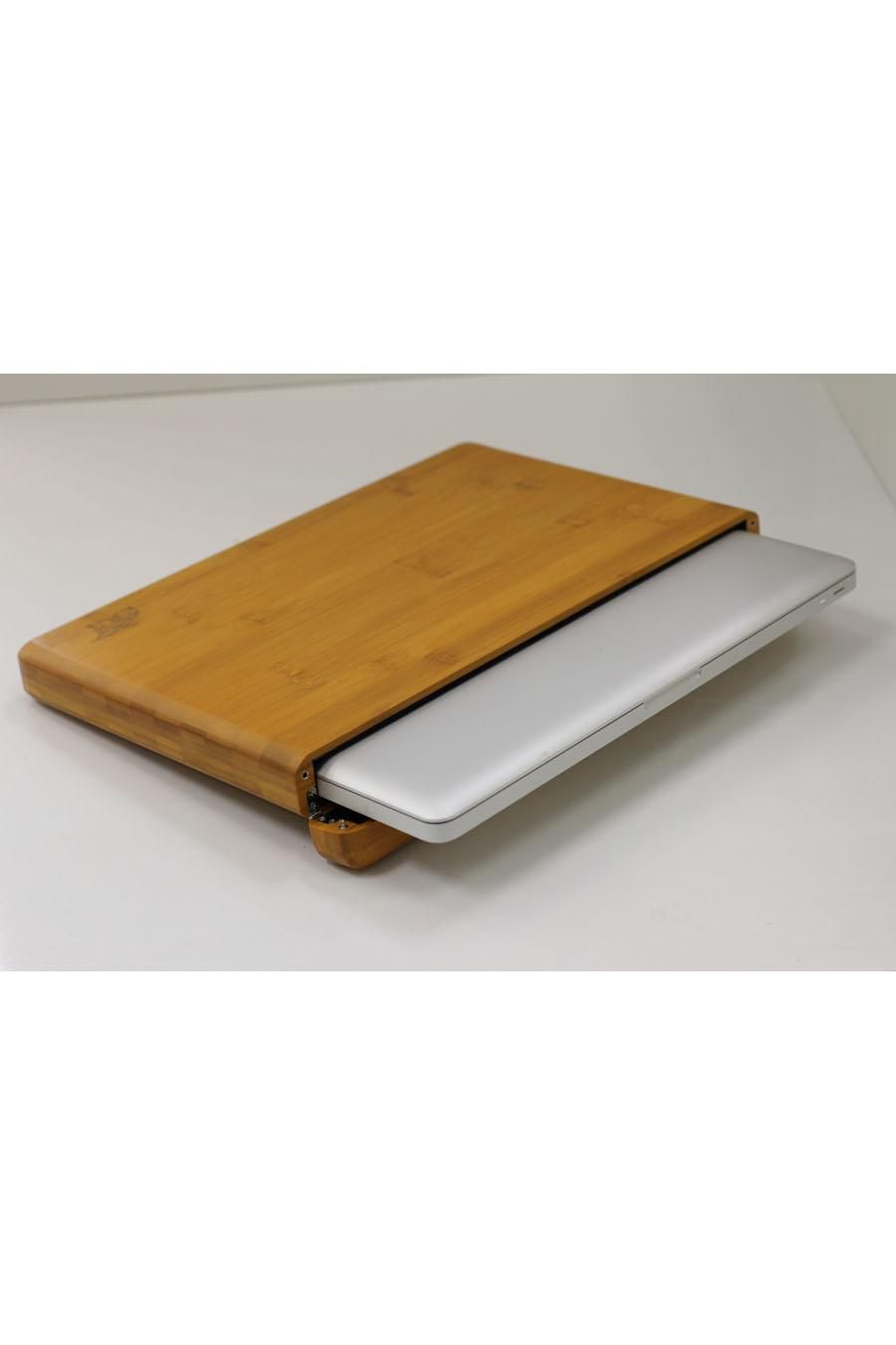 bamboo wood macbook case