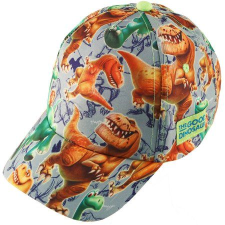 toddler boys the good dinosaur cotton baseball cap age boy multicolor hat jr