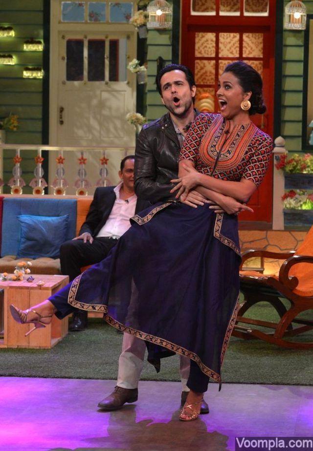 Emraan, Prachi and Lara Dutta rock The Kapil Sharma Show for Azhar