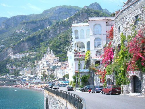 Wetter Amalfiküste