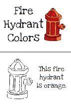 Community Helpers Theme: Colors