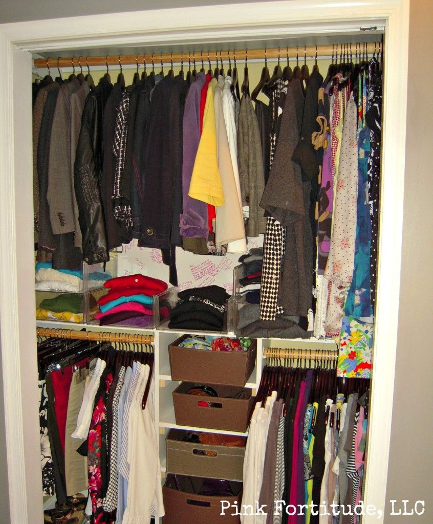 Great Closet Organizing Tips Organizing Bedroom Pinterest Organizations Closet