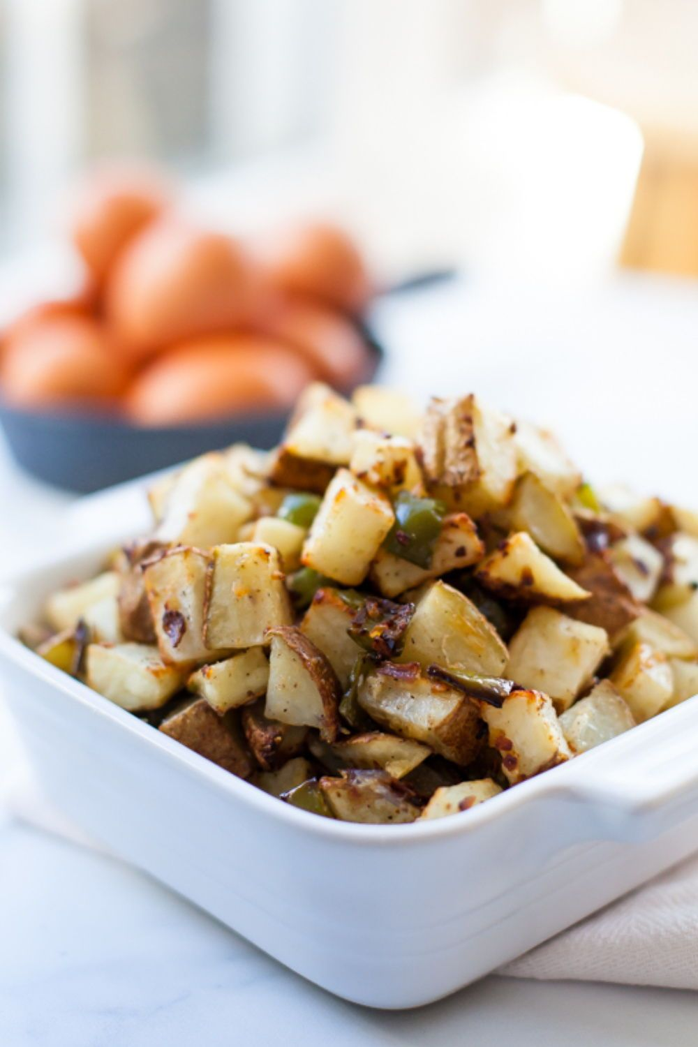 Air Fryer Hash Browns in 2020 Healthy side dishes