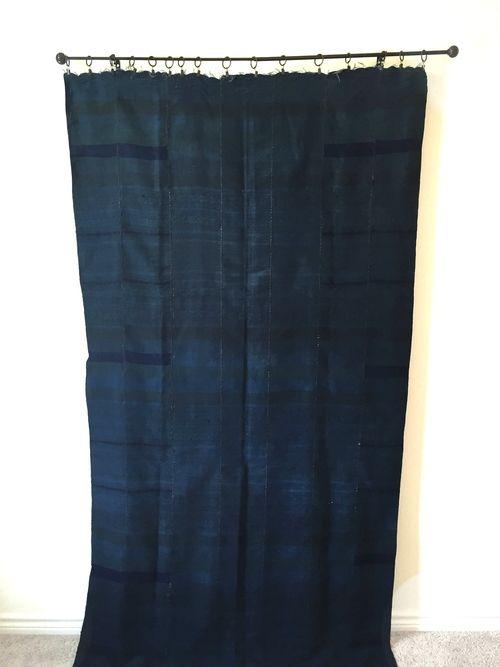 Vintage Indigo Fulani Textile | Fulani |Africa | shopyellowwood.org