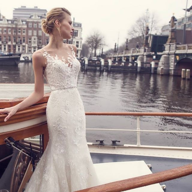 We Begin To Introduce You With The New Bridal Collection 2018 Luxury Laces And Feminine Form In Style Amsterdam By Will Be Available
