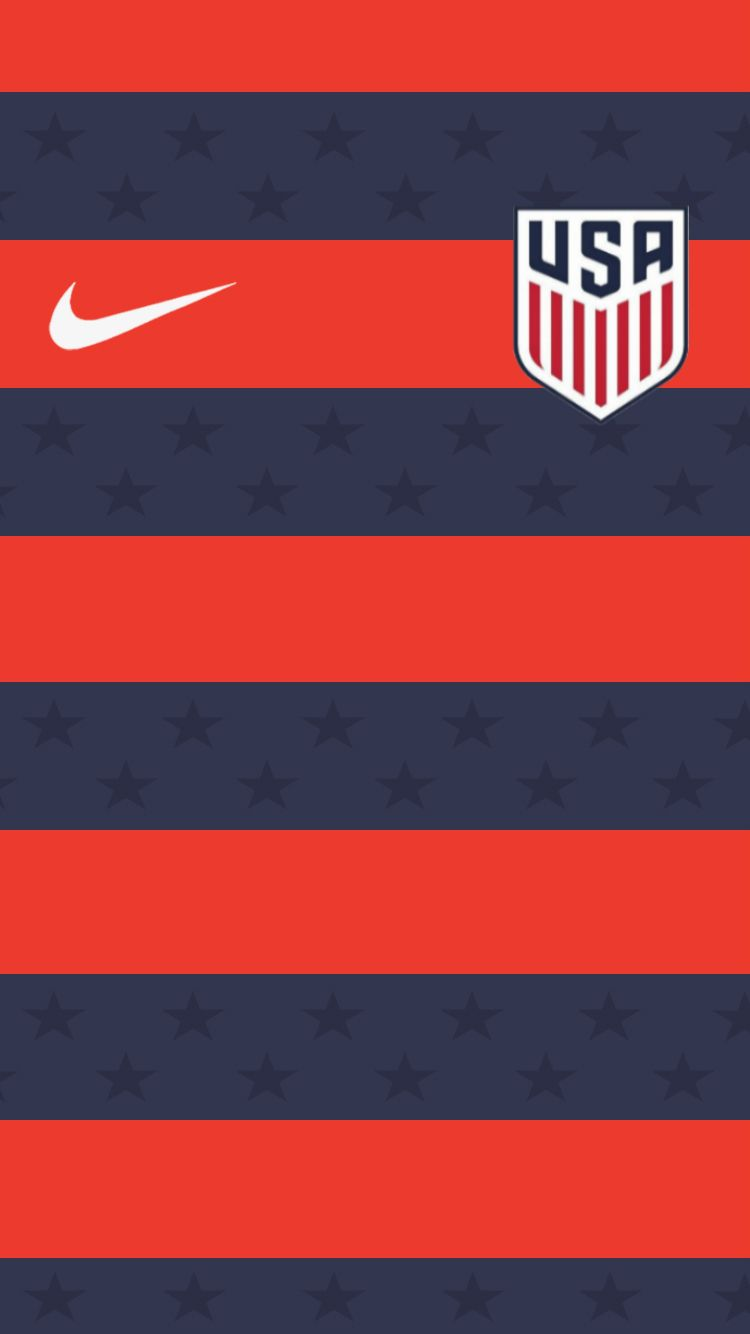 Pin By Salvador On America Team Wallpaper Iphone Wallpaper Usa Soccer Iphone Wallpaper