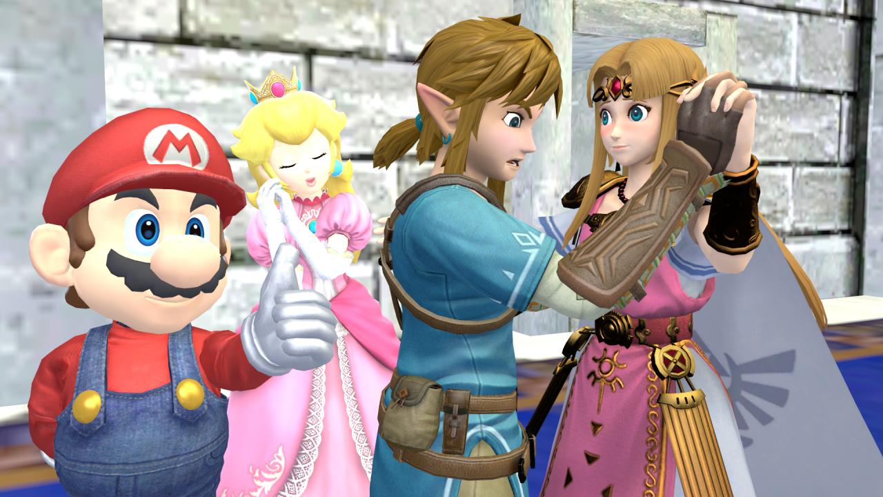 Roaxes | Nintendo super smash bros, Smash bros funny