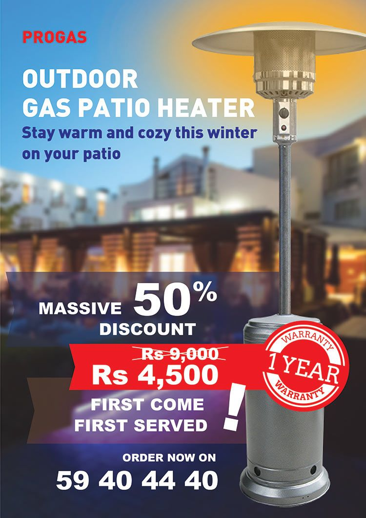 Flamboyant Marketing Co Ltd Gas Patio Heater Clearance