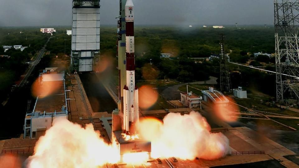 Isro Made History Launches A Whopping 104 Satellites Into Space Today Chhattisgarh