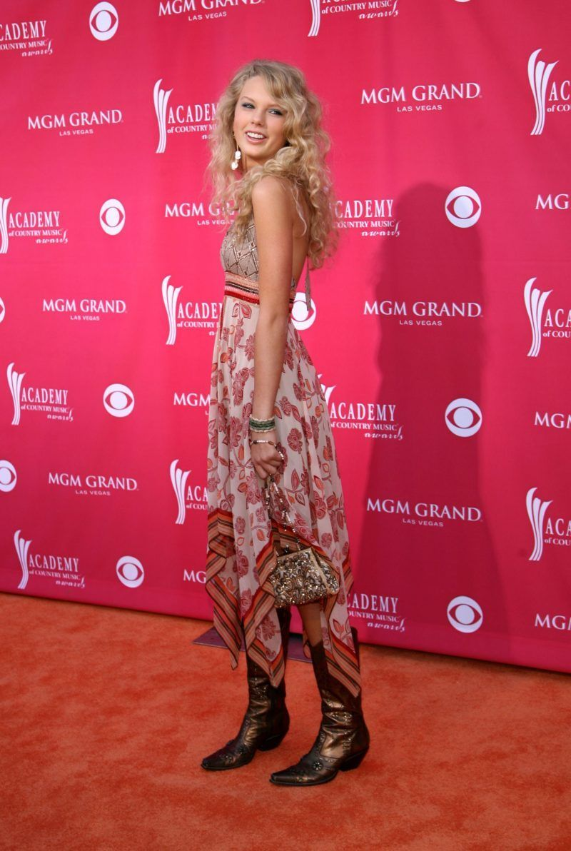 Attending the 43rd Annual Country Music Association Awards