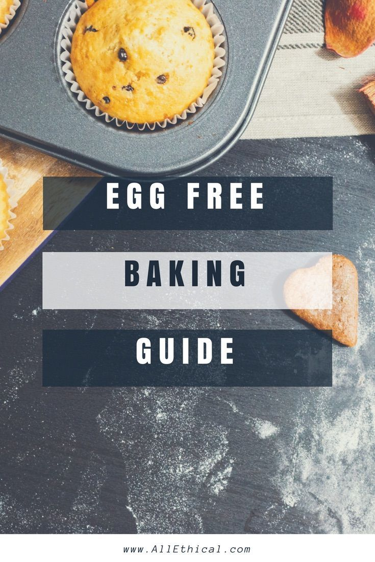 Baking without eggs: recipes. How to replace eggs in baking 1