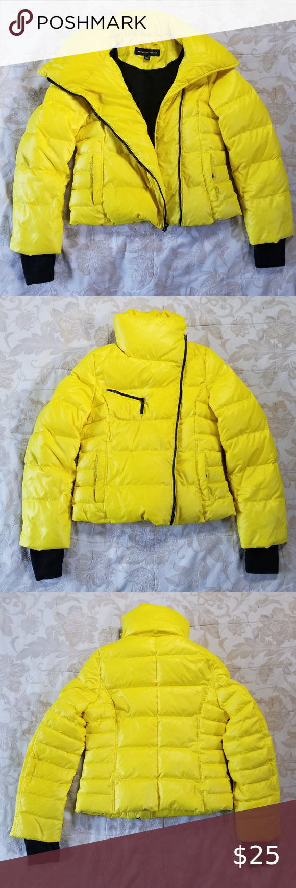 Y2k Style Cropped Yellow Puffer Jacket Down Xs S Yellow Puffer Jacket Black Puffer Jacket Puffer Jackets [ 1740 x 580 Pixel ]