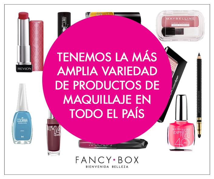 Fancybox Argentina Tiendas de belleza, Maybelline
