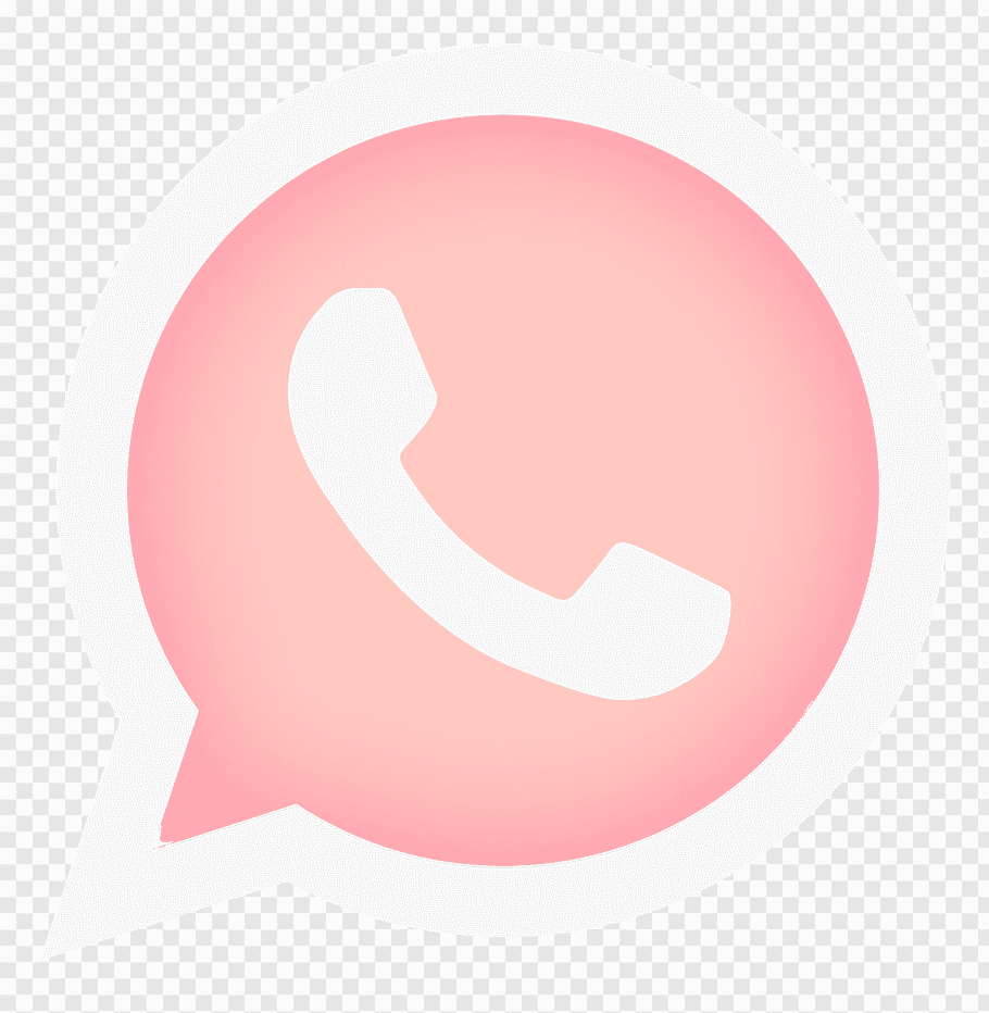 Whatsapp Aesthetic Apps Pink White Pinkandwhite Di 2020 Lukisan Flamingo Desain Logo Logo Keren