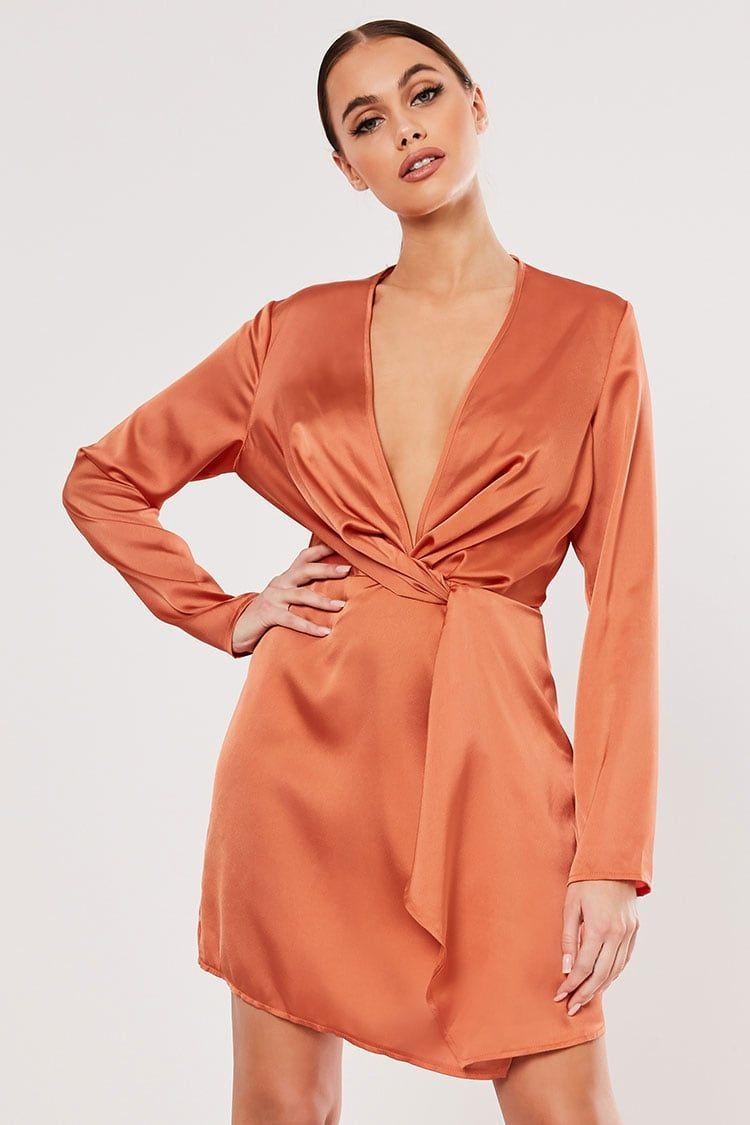 34++ Twist front dress ideas in 2021