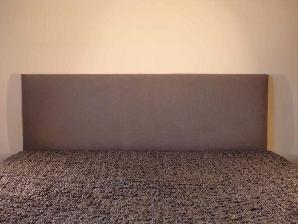 Badezimmer braunschweig ~ Bettkopfteil betthaupt headboard wandschutz wandpolster