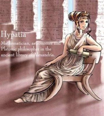 hypatia of alexandria mathematician and martyr