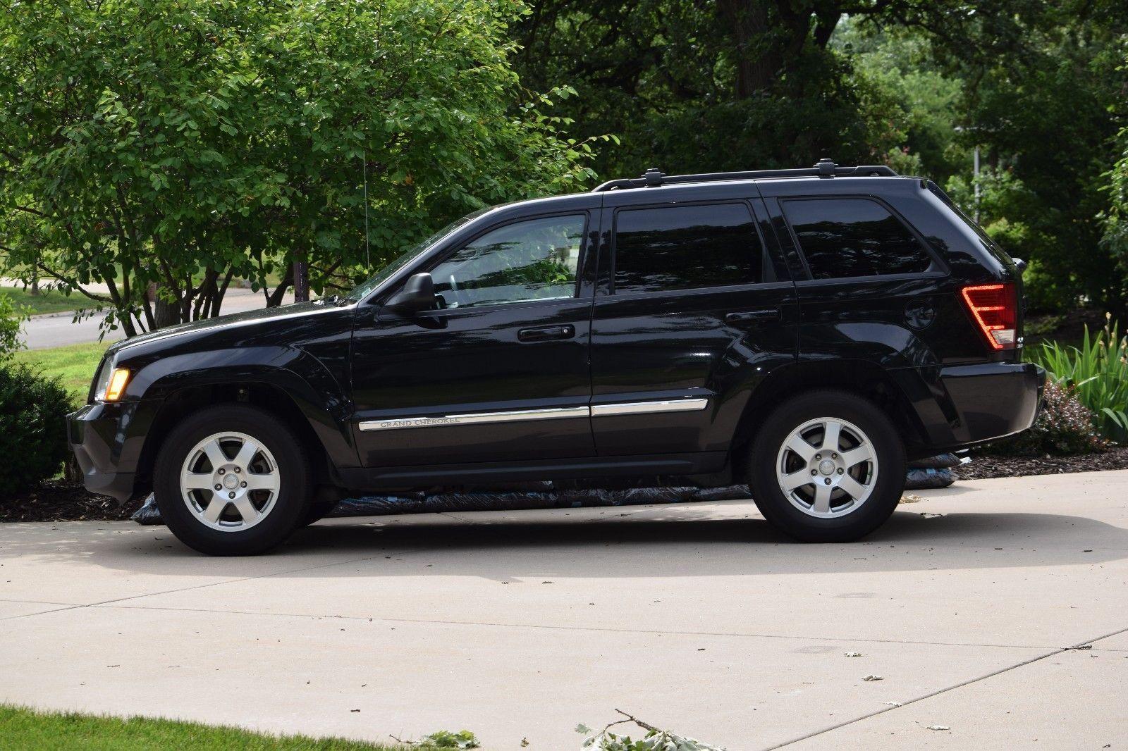 Superb EBay: 2010 Jeep Grand Cherokee LAREDO ONE OWNER  CLEAN 2010 Jeep Grand  Cherokee Laredo 4WD BLACK #jeep #jeeplife
