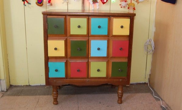 DoThis For a Small Cabinet Makeover