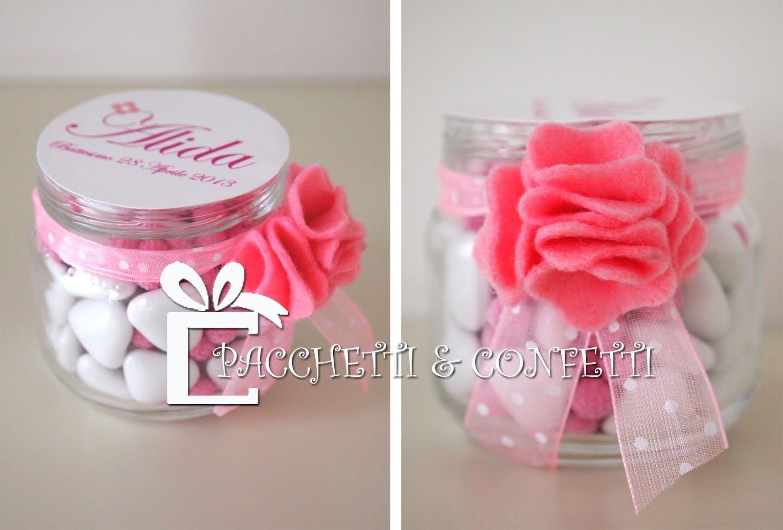 Pacchetti e Confetti: Bomboniere Cheap & Chic per Alida | Souvenirs ...