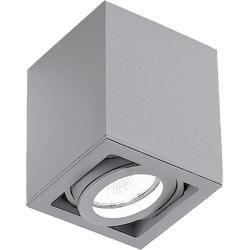 Light Box 1 Flammig Deckenstrahler Grau Egger Licht In 2020