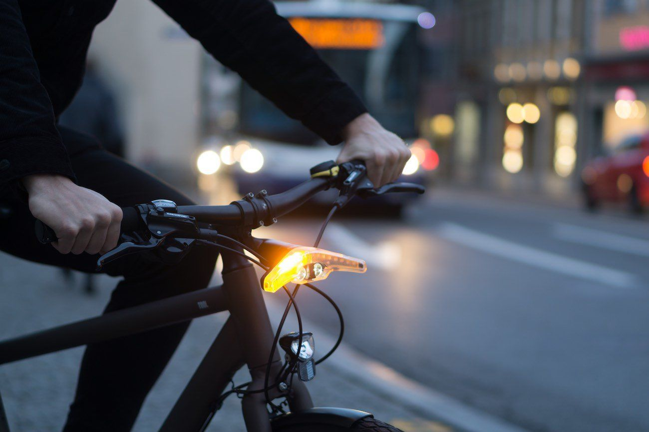Blinkers Bike Lighting System Bike Lights Urban Bike Bike