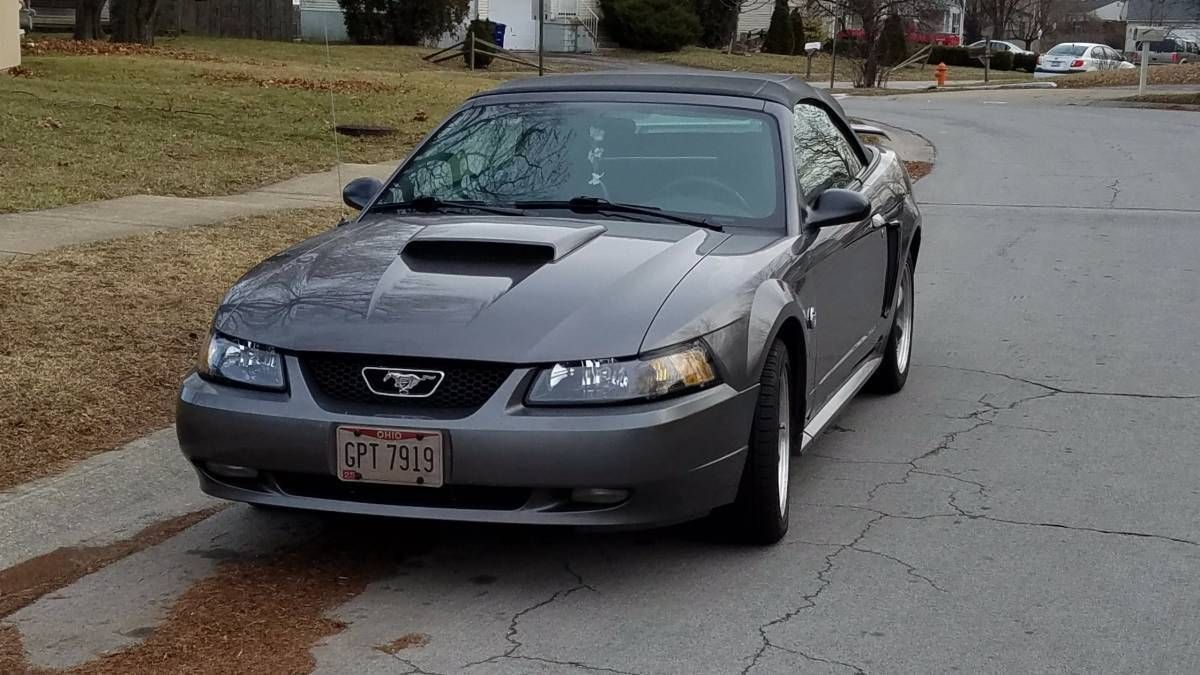 Ebay 2004 Ford Mustang Premium 2004 Ford Mustang Gt Conv 40th Anniversary Edition Fordmustang Ford Usdeals Rs Mustang For Sale Ford Mustang For Sale Mustang