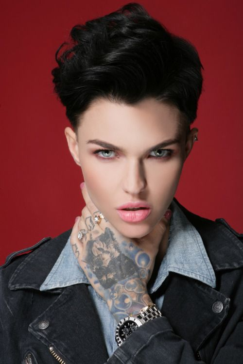 And introducing Ruby Rose as Stella Carlin! | Behind-the