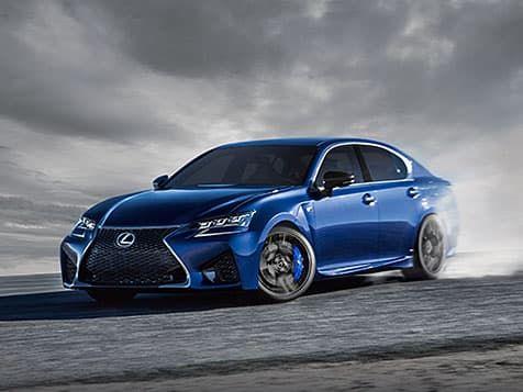 2020 Lexus GS F - Luxury Sedan - Gallery | Lexus.com in ...