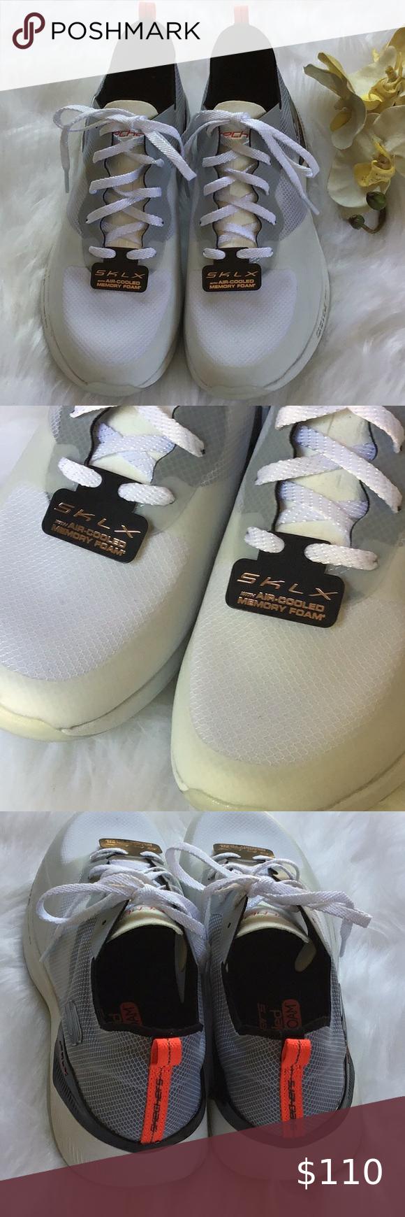 SKECHERS LUXURY FOOTWEAR IN SIZE 8.5