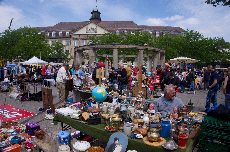 Flohmarkt Stephansplatz