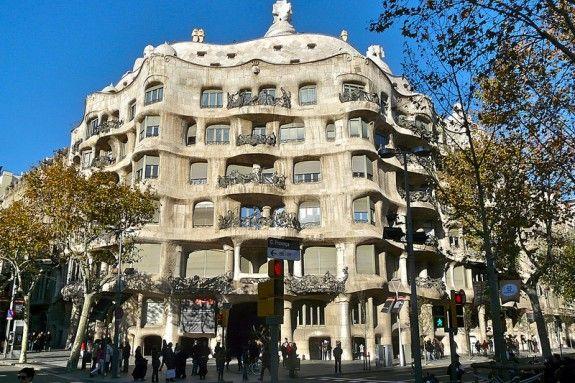 Bizarre Architecture Of Spains Antonio Gaudi