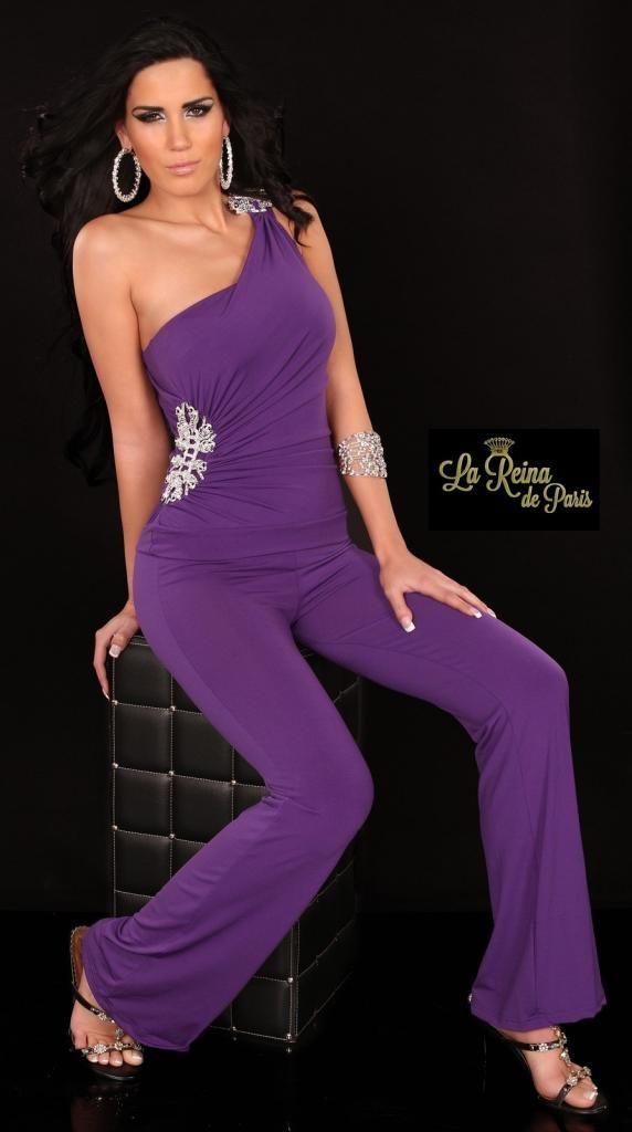7718778dcedb Pin de La Reina de Paris en Monos de moda | Moda, Monos de vestir y ...