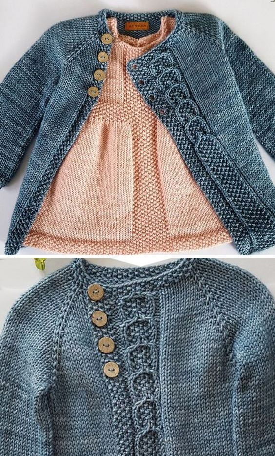 Olive You Baby - Free Knitting Pattern #knittingpatternsfree