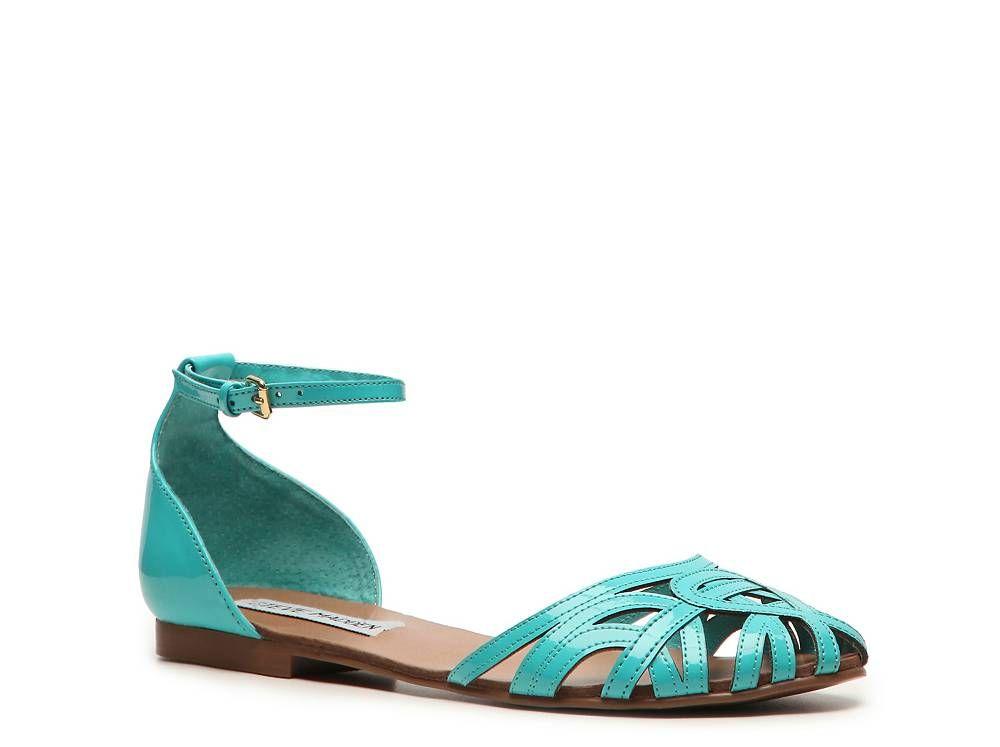 c764923a20 Steve Madden Taura Sandal Flats Women s Shoes - DSW
