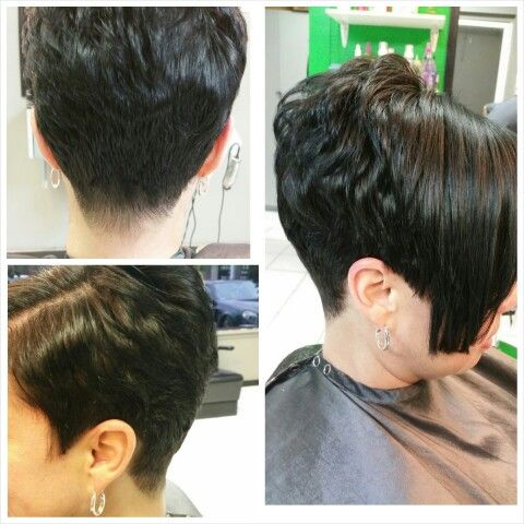 Inspirsed by anika on the show empire hair Short hair