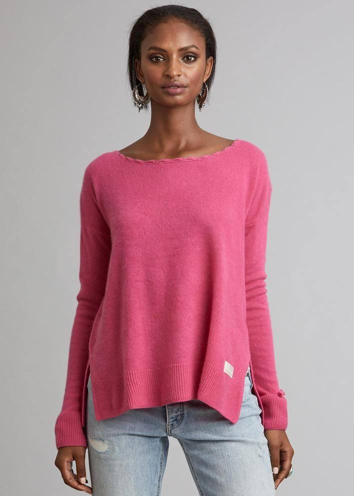 Odd Molly Cashmere Sweater 917M-658 Free-quency Sweater - bright ...