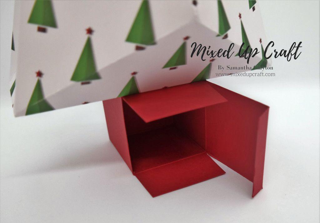 Christmas Tree Shaped Gift Boxes Christmas Gift Card Holders Gift Box Template Christmas Gift Box